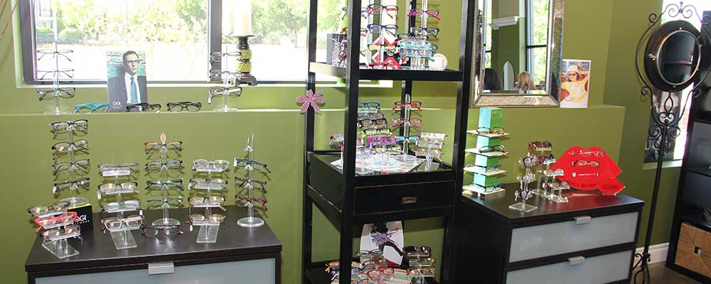 inside of vivid eye care